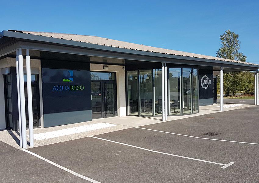 bureaux d'Aquareso